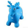 inflatable bouncy animal,jumping toy,ride on toyJSYT069 5