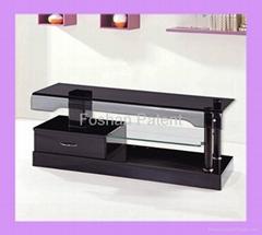 LCD TV bench