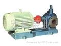 泊头宏昌KCG系列高温齿轮泵