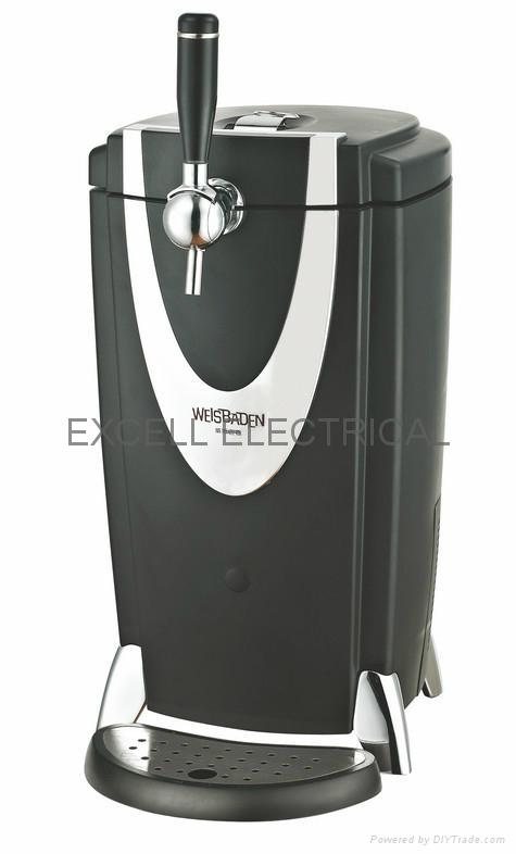 compressor cooling beer cooler 1