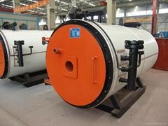 YY(Q)W type horizontal oil(gas) fired hot oil boiler