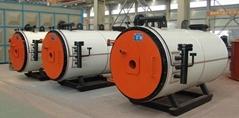 oil/gas fired thermal oil boiler
