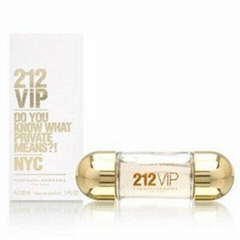 212 vip lady fashion perfume