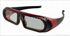 3D glasses for cinema