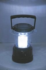 solar tent light