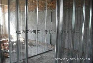 河北万鸿丝网建材厂生产及供应中空钢网内模轻质水泥隔墙 3