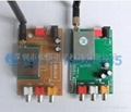 2.4G 无线影音收发模块成品
