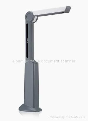 portable document scanner, digital document camera, visual presenter 1