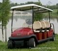 6座电动高尔夫球车 2