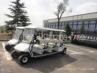 6座电动高尔夫球车 3