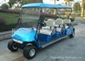 6座电动高尔夫球车 1