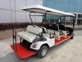 8座电动高尔夫球车 5