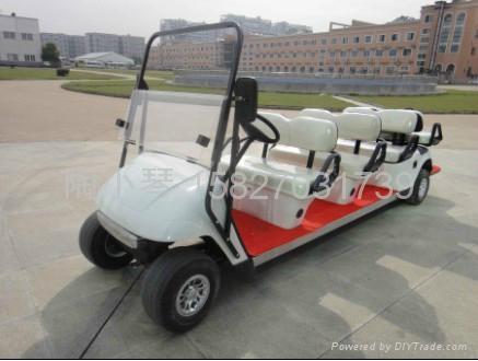 8座电动高尔夫球车 1