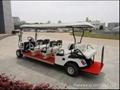 8座电动高尔夫球车 2