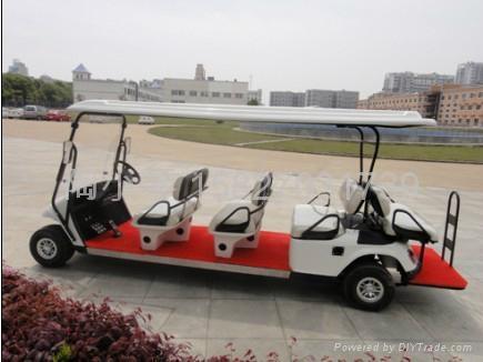 8座电动高尔夫球车 3