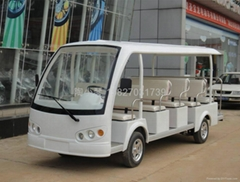 15座电动观光游览车