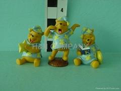 Polyresin-Winnie the Pooh