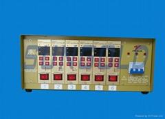 黃色熱流道溫控箱