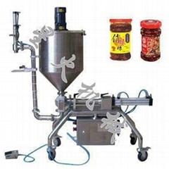 自动辣椒酱灌装机械