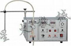 臺式液體灌裝機械
