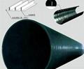 聚乙烯塑鋼纏繞排水管 2