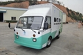 BD-HW Electric Garbage Truck 1.5-2 Tons 2