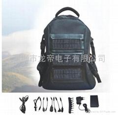 Solar charger bag