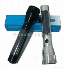 鋁合金手電筒