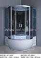 Hydro-Massage Shower Room 1