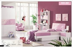 8867 Children bedroom furniture