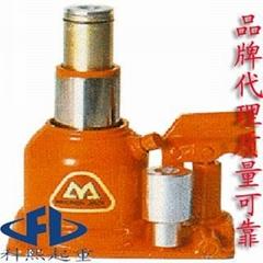 日本二段式立式油压千斤顶