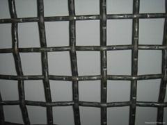 供应重型轧花网