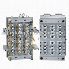 1-72 cavities plastic high precision  injection mould