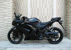 二手摩托车09年川崎ZX250R摩托车(小忍者)