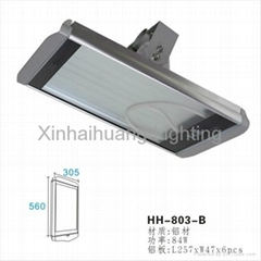led street light housing 56W IP65