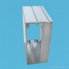 2槽道光分插片盒