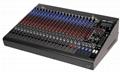Peavey 24FX 24-Channel Live Sound Mixer  1