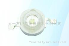 LED燈珠綠光1W35MI