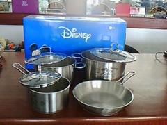 迪士尼七件套湯煲