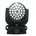 36*10W RGBW 4IN1 LED Moving Head Wash Light (BS-1001)