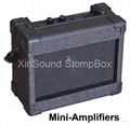 5 Watts Mini Guitar Amplifiers