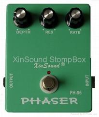 PHASER 移相单块吉他效果器