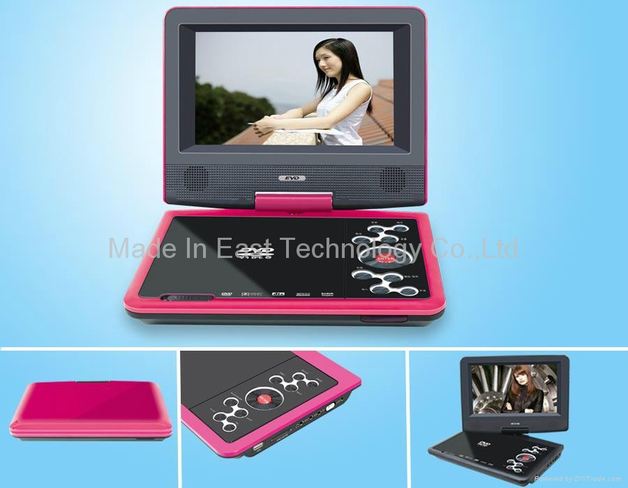 portable dvd player 2