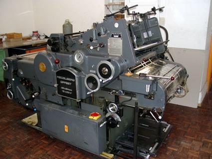 used machine bin