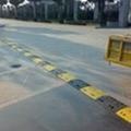停车场橡胶减速带 2