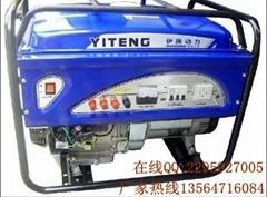 7.5KW永磁汽油發電機