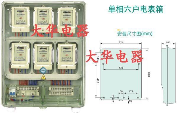 透明電表箱 5