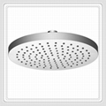 New 8 Inch  Luxruy Round Brass Top Shower Heads with Chrome Finish