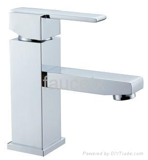 Square Bathroom Basin Faucet Mixer Tap 2000pcs in stock
