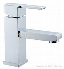 Square Bathroom Basin Faucet Mixer Tap 2000pcs in stock